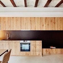 Фото из портфолио Четыре квартиры для путешественников в Барселоне – фотографии дизайна интерьеров на INMYROOM