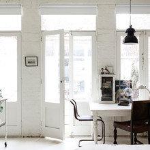 Фото из портфолио Белый цвет в интерьере — это как чистый лист для художника! – фотографии дизайна интерьеров на InMyRoom.ru
