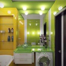 Фото из портфолио Идеи для ванных комнат – фотографии дизайна интерьеров на INMYROOM