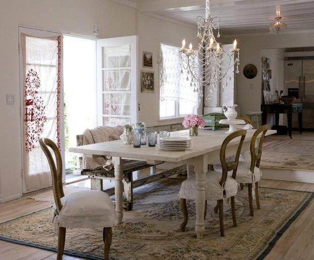 Фотография: Кухня и столовая в стиле , Декор интерьера, Квартира, Дом, Декор, Шебби-шик – фото на InMyRoom.ru
