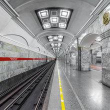 Фото из портфолио Метро Санкт-Петербурга – фотографии дизайна интерьеров на InMyRoom.ru