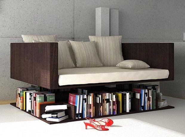 Фотография: Мебель и свет в стиле Современный, Хранение, Стиль жизни, Советы – фото на InMyRoom.ru