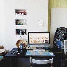 Фото из портфолио Полки и ящики – фотографии дизайна интерьеров на INMYROOM