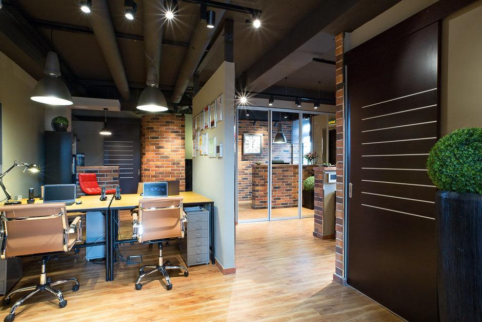 Фотография: Офис в стиле Лофт, Декор интерьера, Офисное пространство, Дома и квартиры, Городские места, Проект недели – фото на InMyRoom.ru