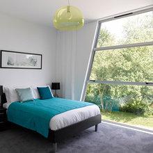 Фотография: Спальня в стиле Современный, Декор интерьера, Дом, Великобритания, Дома и квартиры, Архитектурные объекты, Минимализм – фото на InMyRoom.ru