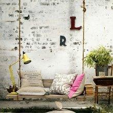 Фотография: Мебель и свет в стиле Кантри, Лофт, Современный, Декор интерьера, DIY, Дача, Для дачи и сада – фото на InMyRoom.ru
