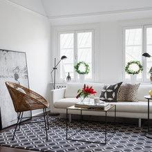 Фото из портфолио  Nordhemsgatan 45 B, Linnéstaden – фотографии дизайна интерьеров на INMYROOM