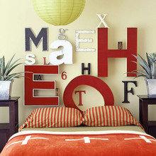 Фотография: Спальня в стиле Лофт, Скандинавский, Декор интерьера, DIY, Кровать – фото на InMyRoom.ru