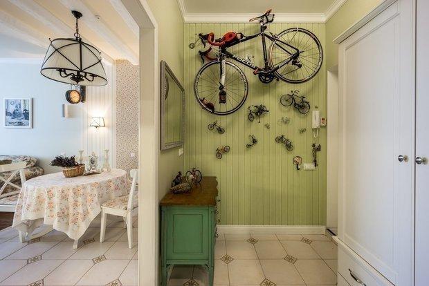 Дизайнер: Евгения Матвеенко, архитектурное бюро FlatsDesign