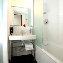 Фотография: Ванная в стиле Скандинавский, Лофт, Дома и квартиры, Городские места, Отель, Москва – фото на InMyRoom.ru