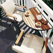 Фотография: Балкон в стиле Современный, Минимализм, Квартира, Декор, Советы, как обустроить маленький балкон, идеи для маленького балкона, декор балкона – фото на InMyRoom.ru