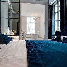 Фотография: Спальня в стиле Современный, Отель, Гид – фото на InMyRoom.ru