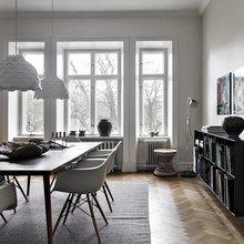 Фото из портфолио  Aschebergsgatan 17, Vasastaden – фотографии дизайна интерьеров на InMyRoom.ru