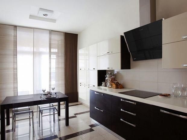 вытяжка на кухню фото в интерьере