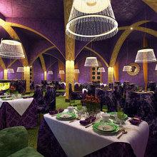 Фото из портфолио Дизайн интерьера ресторана DECADANCE – фотографии дизайна интерьеров на INMYROOM