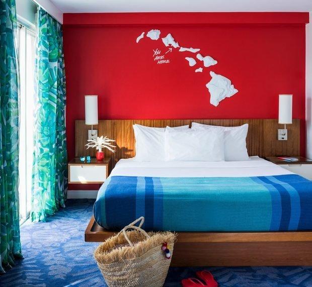 Фотография:  в стиле , Спальня, Декор интерьера, Советы, Отель – фото на InMyRoom.ru