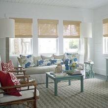 Фотография: Гостиная в стиле Кантри, Декор интерьера, Квартира, Дом, Дача – фото на InMyRoom.ru