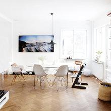 Фото из портфолио Основной прием – много света и тепла!!! – фотографии дизайна интерьеров на INMYROOM