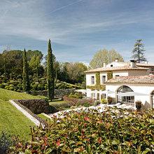 Фотография: Ландшафт в стиле , Дом, Франция, Дома и квартиры, Прованс – фото на InMyRoom.ru