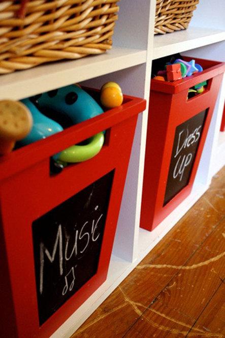 Фотография:  в стиле Современный, Детская, Интерьер комнат, Системы хранения – фото на InMyRoom.ru