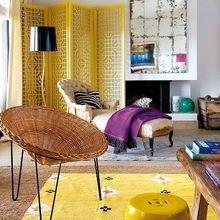 Фотография: Гостиная в стиле Кантри, Декор интерьера, Квартира, Дом, Дача, Эко – фото на InMyRoom.ru
