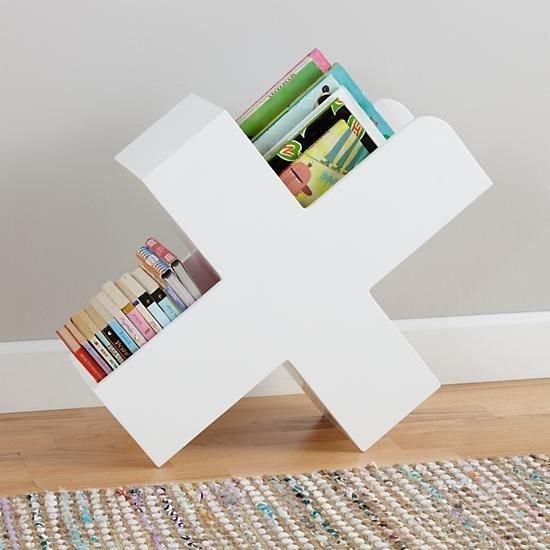 Фотография: Мебель и свет в стиле Скандинавский, Детская, Интерьер комнат, Библиотека – фото на InMyRoom.ru