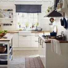 Фотография: Кухня и столовая в стиле Скандинавский, Кантри, Декор интерьера, Квартира, Дом, Декор – фото на InMyRoom.ru