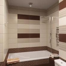 Фото из портфолио Квартира в Домодедово - 80 кв.м. – фотографии дизайна интерьеров на INMYROOM
