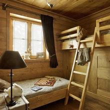 Фотография: Детская в стиле Кантри, Дом, Дома и квартиры, Дом на природе – фото на InMyRoom.ru