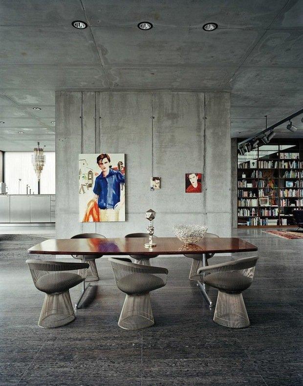 Фотография: Кухня и столовая в стиле Лофт, Декор интерьера, Декор дома, Индустриальный – фото на InMyRoom.ru