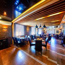 """Фото из портфолио Кафе при гостинице """"Аврора"""" – фотографии дизайна интерьеров на InMyRoom.ru"""