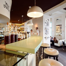 """Фото из портфолио """"Счастье"""" кафе-кондитерская  – фотографии дизайна интерьеров на InMyRoom.ru"""
