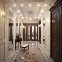 Фото из портфолио Мраморный люкс – фотографии дизайна интерьеров на InMyRoom.ru
