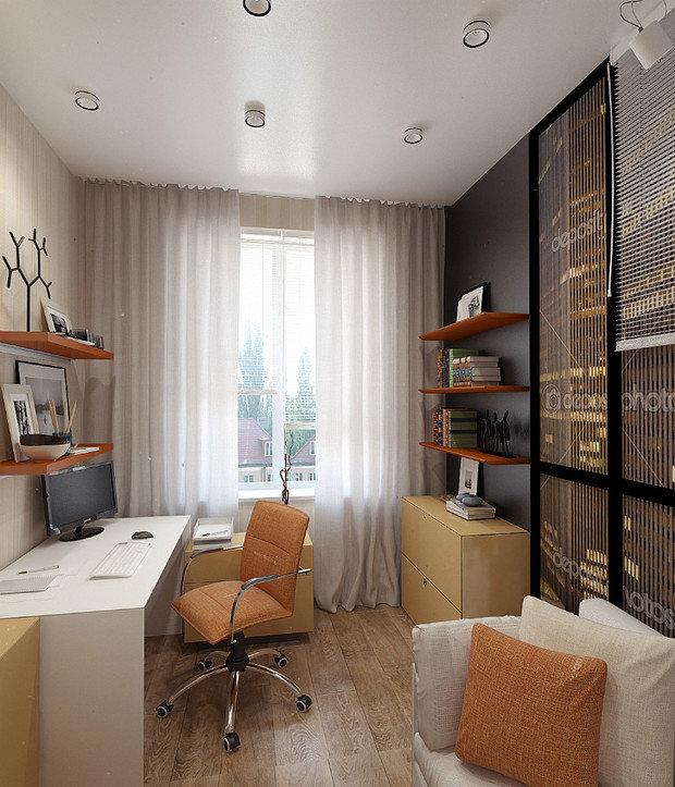 Фото из портфолио Дизайн интерьера – фотографии дизайна интерьеров на INMYROOM