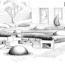 Фото из портфолио Ландшафтные проекты – фотографии дизайна интерьеров на INMYROOM