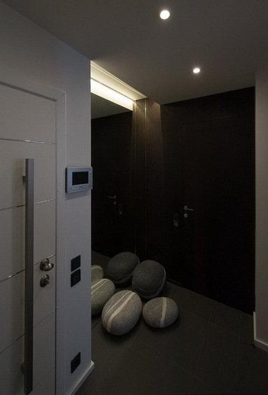 Фотография: Прихожая в стиле Минимализм, Квартира, Дома и квартиры, Москва – фото на INMYROOM