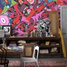Фото из портфолио Экстравагантное решение для Ваших стен – фотографии дизайна интерьеров на INMYROOM