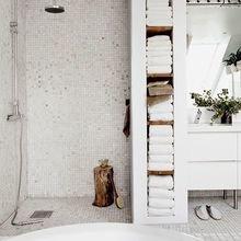 Фотография: Ванная в стиле Скандинавский, Стиль жизни, Советы, Эко – фото на InMyRoom.ru