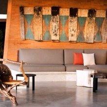 Фото из портфолио Антикварные панели в интерьере – фотографии дизайна интерьеров на INMYROOM