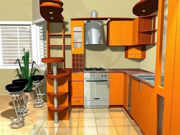 Фотография: Спальня в стиле Классический, Кухня и столовая, Декор интерьера, Квартира, Дом, Декор, Оранжевый – фото на InMyRoom.ru