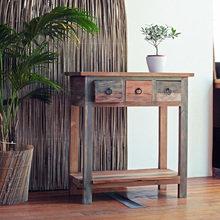 Стол консольный Bebe Painted 75