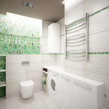 Фото из портфолио Студия на Вилюйской 17 – фотографии дизайна интерьеров на INMYROOM