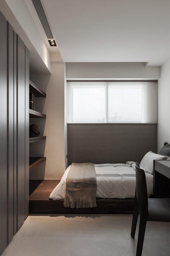 Фотография: Спальня в стиле Минимализм, Советы – фото на InMyRoom.ru