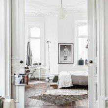 Фото из портфолио Шведский интерьер – белоснежная чистота образа! – фотографии дизайна интерьеров на InMyRoom.ru