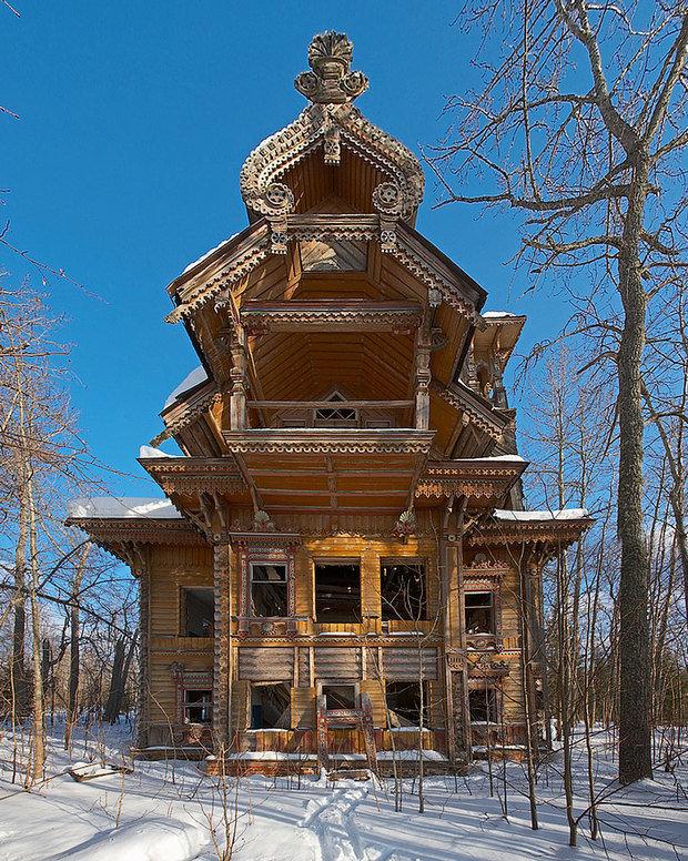 Фотография: Архитектура в стиле , Гид – фото на INMYROOM