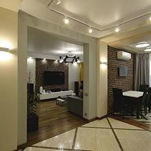 Фото из портфолио 3-х комн. квартира в Химках – фотографии дизайна интерьеров на InMyRoom.ru