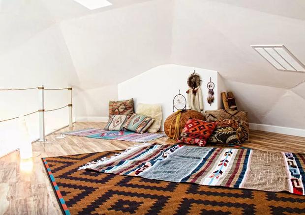 Фото из портфолио ДОМ-КУПОЛ в пустыне – фотографии дизайна интерьеров на INMYROOM
