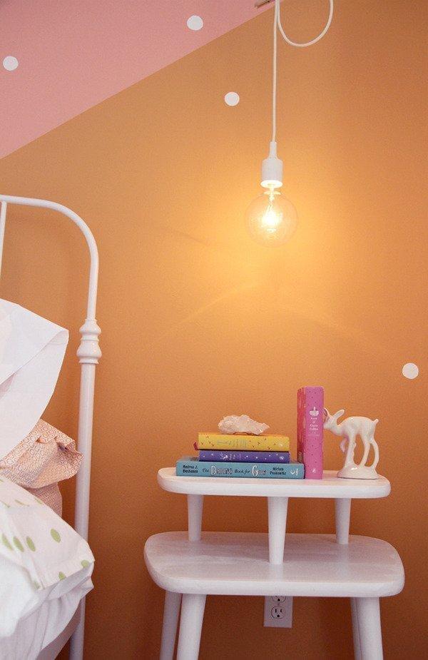 Фотография: Декор в стиле Скандинавский, Детская, Интерьер комнат, Цвет в интерьере, Белый – фото на InMyRoom.ru