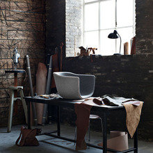 Фотография: Кабинет в стиле Лофт, Классический, Дизайн интерьера, Советы, Прованс – фото на InMyRoom.ru