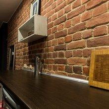 Фото из портфолио Плитка под кирпич по слепкам царского кирпича 19 века – фотографии дизайна интерьеров на INMYROOM